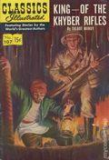 Classics Illustrated 107 King of the Khyber Rifles (1953) 2