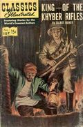 Classics Illustrated 107 King of the Khyber Rifles (1953) 6