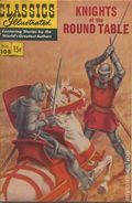 Classics Illustrated 108 Knights of the Round Table (1953) 4