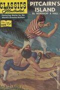 Classics Illustrated 109 Pitcairn's Island (1953) 4