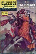 Classics Illustrated 111 The Talisman (1953) 4