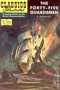 Classics Illustrated 113 The Forty Five Guardsmen (1953) 2