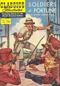 Classics Illustrated 119 Soldiers of Fortune (1954) 1