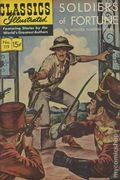 Classics Illustrated 119 Soldiers of Fortune (1954) 2