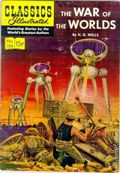 Classics Illustrated 124 The War of the Worlds (1955) 4
