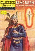 Classics Illustrated 128 Macbeth (1955) 1