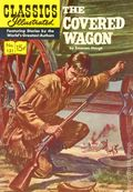 Classics Illustrated 131 The Covered Wagon (1956) 1