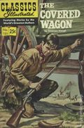 Classics Illustrated 131 The Covered Wagon (1956) 8