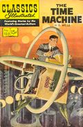 Classics Illustrated 133 The Time Machine (1956) 5