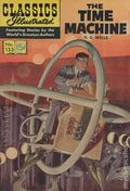 Classics Illustrated 133 The Time Machine (1956) 8