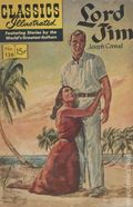Classics Illustrated 136 Lord Jim (1957) 4