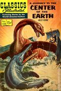 Classics Illustrated 138 Journey to the Center of the Earth 7