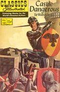 Classics Illustrated 141 Castle Dangerous (1957) 3