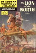Classics Illustrated 155 The Lion of the North (1960) 1