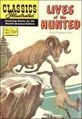 Classics Illustrated 157 Lives of the Hunted (1960) 1