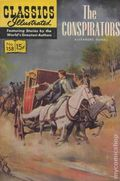 Classics Illustrated 158 The Conspirators (1960) 3