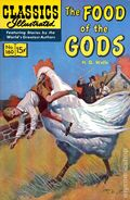 Classics Illustrated 160 The Food of the Gods (1961) 3
