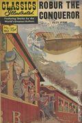 Classics Illustrated 162 Robur the Conqueror (1961) 3