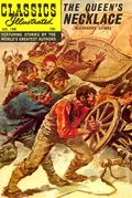 Classics Illustrated 165 The Queen's Necklace (1962) 2