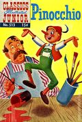 Classics Illustrated Junior (1953 - 1971 1st Print) 513