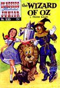 Classics Illustrated Junior (1953 - 1971 1st Print) 535