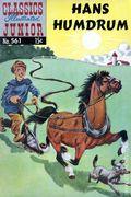 Classics Illustrated Junior (1953 - 1971 1st Print) 561