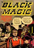 Black Magic (1950-1961 Prize/Crestwood) Vol. 2 #6