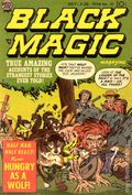 Black Magic (1950-1961 Prize/Crestwood) Vol. 5 #1