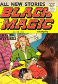 Black Magic (1950-1961 Prize/Crestwood) Vol. 6 #3