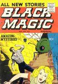Black Magic (1950-1961 Prize/Crestwood) Vol. 6 #4