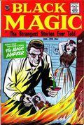 Black Magic (1950-1961 Prize/Crestwood) Vol. 7 #6