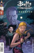 Buffy the Vampire Slayer Haunted (2001) 1A