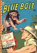 Blue Bolt (1940-1949) Vol. 8 #12