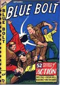 Blue Bolt (1940-1949) Vol. 9 #4