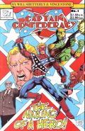Captain Confederacy (1986 1st Series) 1