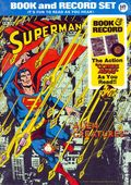 Superman Book and Record Set (1975) Peter Pan/Power Records 28N