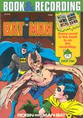 Batman Book and Record Set (1975 Power Records/Peter Pan) 30BR