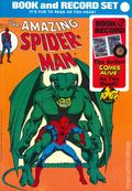 Amazing Spider-Man Book and Record Set (1974 Power Records) PR24-N