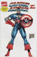 Captain America (1996 2nd Series) 1CON