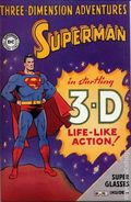 Three Dimension Adventures (1997 Reprint Superman 3-D) 1WGLASSES