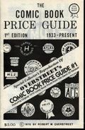 Comic Book Price Guide (Reproduction Edition) 1970