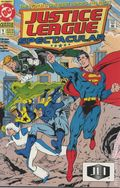 Justice League Spectacular (1992) 1B