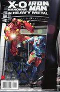 X-O Manowar Iron Man In Heavy Metal (1996) 1
