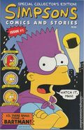 Simpsons Comics and Stories (1993) 1U