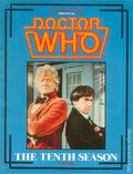 Files Magazine Spotlight on Doctor Who: Season 10 SC (1986 Psi Fi Press) 1-1ST