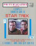Files Magazine Focus on A Complete Character Guide to Star Trek SC (1987) 3-1ST