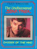 Files Magazine Focus on the Undiscovered Star Trek SC (1987) 2-1ST