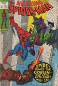 Amazing Spider-Man (1963 1st Series) UK Edition 97UK