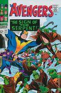 Avengers (1963 1st Series) UK Edition 32UK