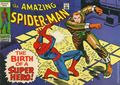 Amazing Spider-Man The Birth of a Super Hero Eye Magazine (1969) Promo Mini Comic MINICOMIC
